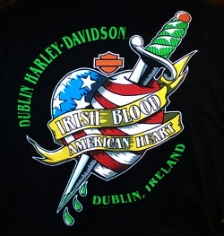 Irish Blood; American Heart